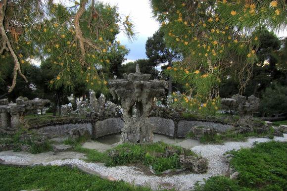 Οι κήποι του πασά